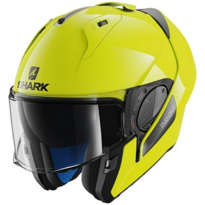 SHARK přilba EVO-ONE 2 Hi-Vis fluo yellow