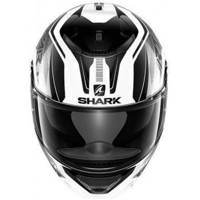 SHARK přilba SPARTAN Karken white/black