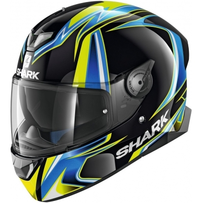 SHARK přilba SKWAL 2 Sykes replica black/blue/yellow