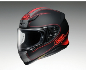 SHOEI prilba NXR Flagger TC-1