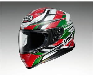 SHOEI přilba NXR Rumpus TC-4
