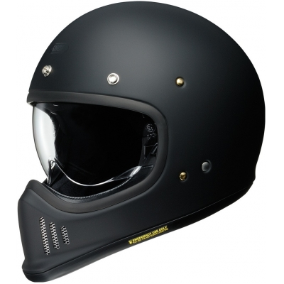 SHOEI přilba EX-ZERO matt black