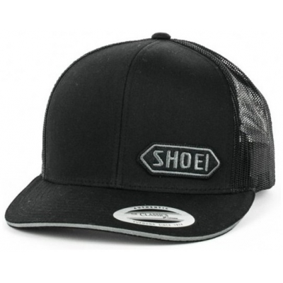 SHOEI kšiltovka LOGO Trucker black/grey