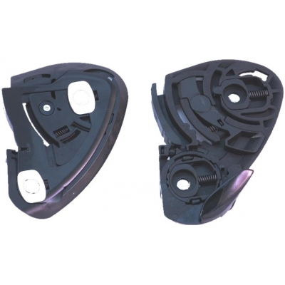 SHOEI mechanika plexi CW-1 black pro QWEST/XR-1100