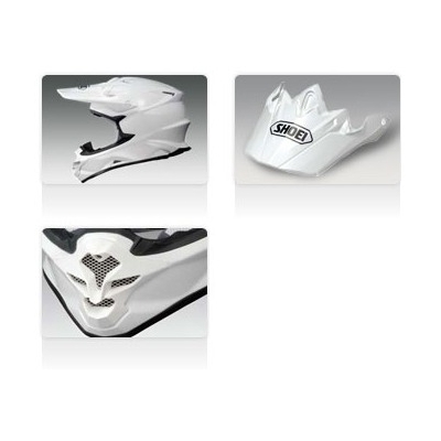 SHOEI přilba VFX-W white