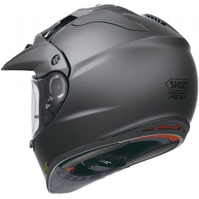 SHOEI přilba HORNET ADV matt deep grey