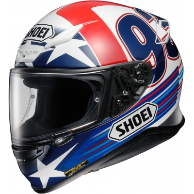 SHOEI přilba NXR Indy Marquez TC-2