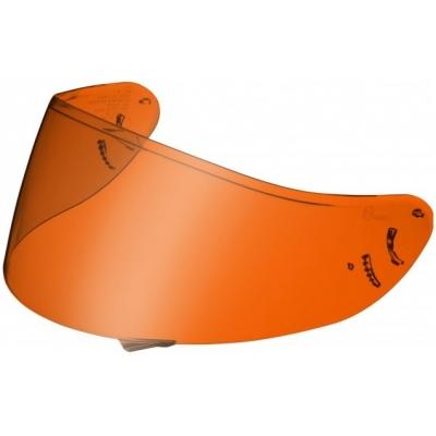 SHOEI plexi CWR-1 high definition orange