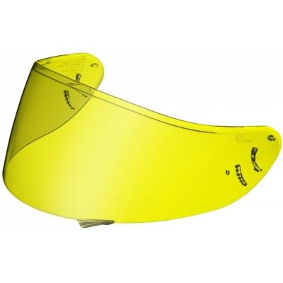 SHOEI plexi CWR-1 high definition yellow