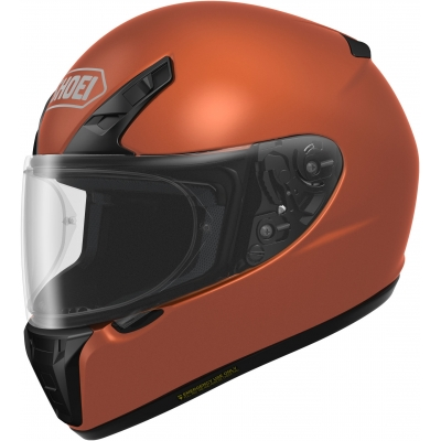 SHOEI přilba RYD Tangerine orange