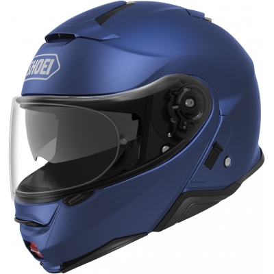 SHOEI prilba NEOTEC II matt blue metallic