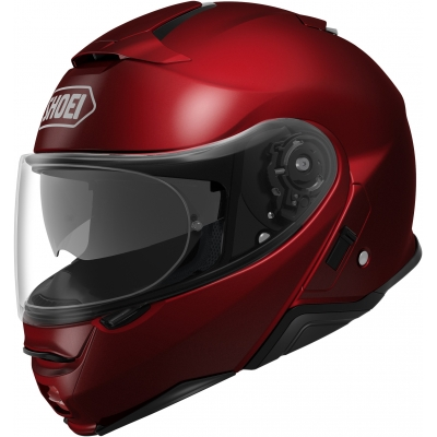 SHOEI přilba NEOTEC II wine red