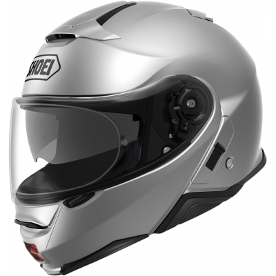 SHOEI přilba NEOTEC II light silver