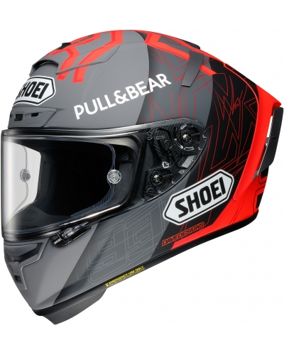 SHOEI prilba X-SPIRIT III MM93 Marquez Black Concept 2.0 TC-1