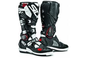 SIDI topánky CROSSFIRE 2 SRS black / white