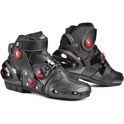 SIDI topánky STREETBURNER black / black
