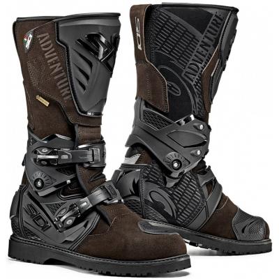 SIDI topánky ADVENTURE GTX 2 brown VYSTAVENÉ