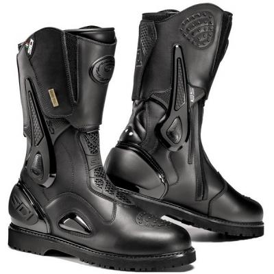 SIDI topánky ARMADA GORE MIC black - VYSTAVENÉ