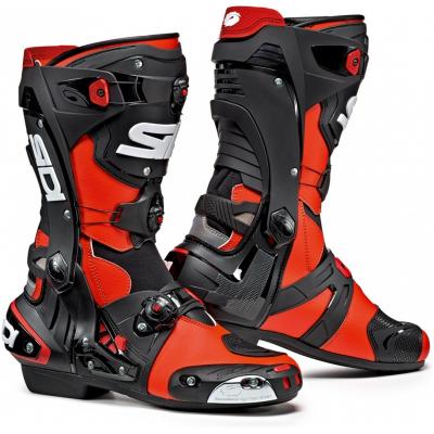 SIDI boty REX red fluo/black