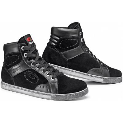 SIDI topánky FRONTERA black - POUŽITÝ