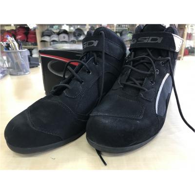 SIDI topánky DUNA black / black - POUŽITÝ