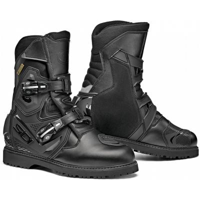 SIDI topánky ADVENTURE GTX 2 Mid Black / Black