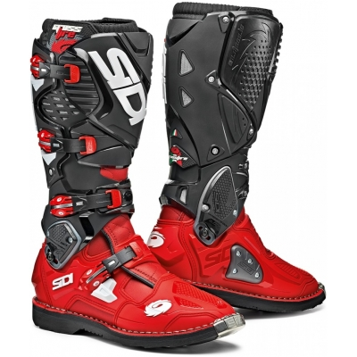 SIDI boty CROSSFIRE 3 red/red/black