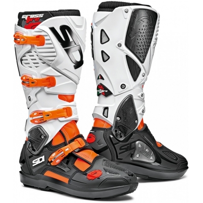SIDI boty CROSSFIRE 3 SRS orange fluo/black/white