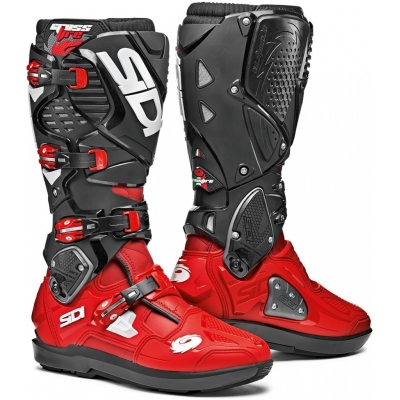 SIDI boty CROSSFIRE 3 SRS red/red/black