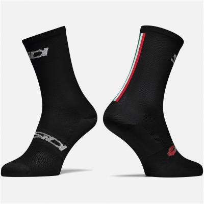 SIDI ponožky TRACE black/black