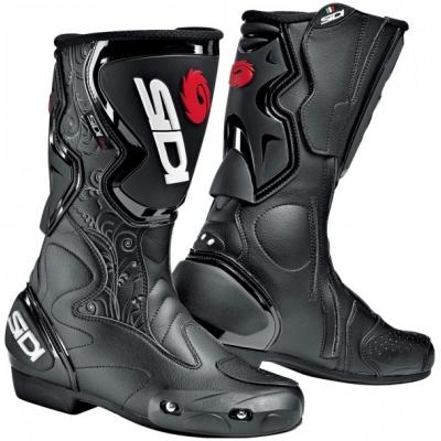 SIDI topánky FUSION LEI dámske Black / Black