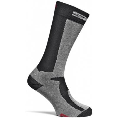 SIDI ponožky Mugello black / grey