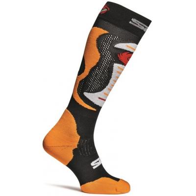 SIDI ponožky FAENZA fluo orange