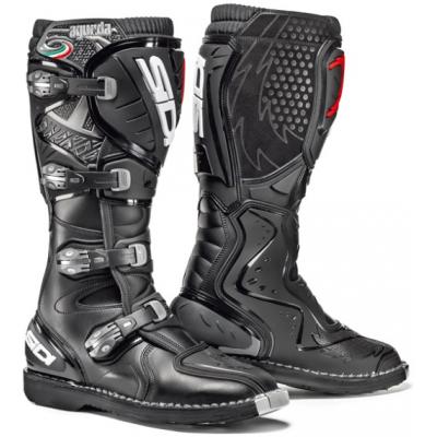 SIDI topánky AGUEDA Black / Black