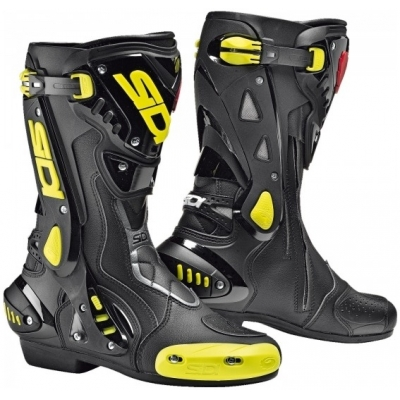 SIDI boty ST black/yellow fluo