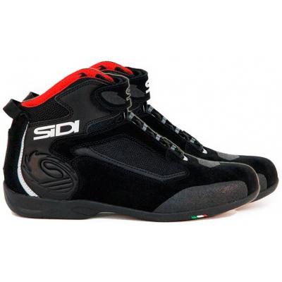 SIDI topánky GAS black