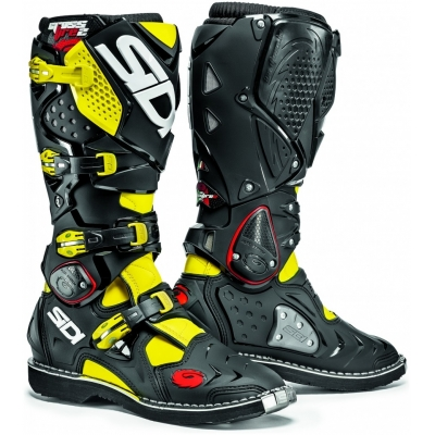 SIDI boty CROSSFIRE 2 yellow fluo/black