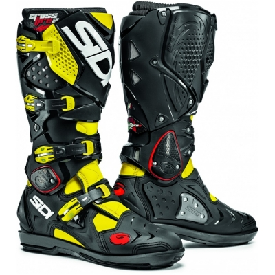 SIDI boty CROSSFIRE 2 SRS yellow fluo/black