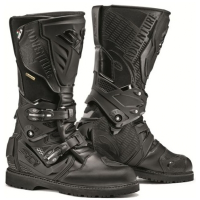 SIDI boty ADVENTURE GTX 2 black/black
