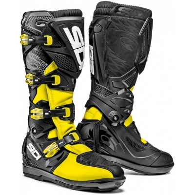 SIDI boty X-3 SRS fluo yellow/black