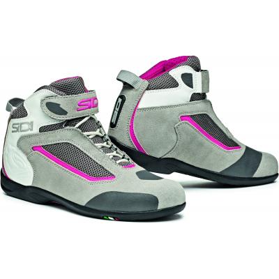 SIDI topánky GAS dámske grey/pink