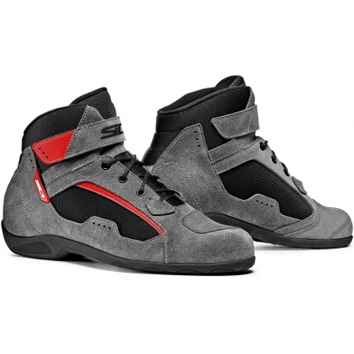 SIDI boty DUNA black/grey/red