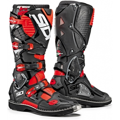 SIDI boty CROSSFIRE 3 red fluo/black