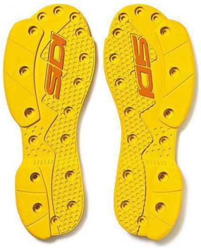 SIDI podrážky SMS SUPERMOTO yellow