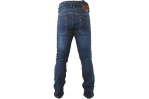 SNAP INDUSTRIES kalhoty JEANS blue