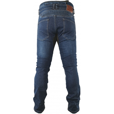 SNAP INDUSTRIES kalhoty JEANS Long blue