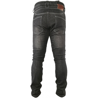 SNAP INDUSTRIES kalhoty jeans JEANS Long black