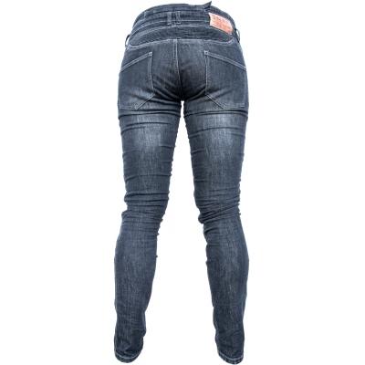 SNAP INDUSTRIES kalhoty jeans JEANS Long dámské black