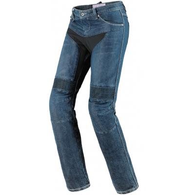 SPIDI kalhoty jean FURIOUS dámské stone wash