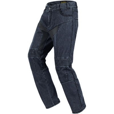SPIDI nohavice jean FURIOUS black blue